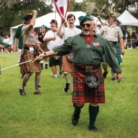 47th Charleston Scottish Games & Highland Gathering: November 3, 2018