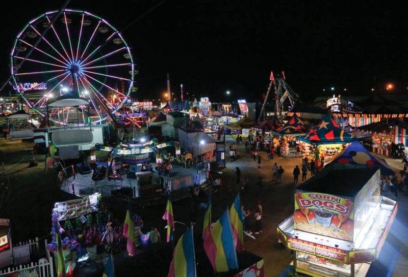 Annual Coastal Carolina Fair Charleston Gateway