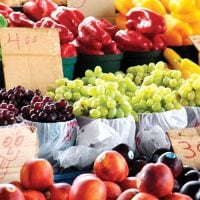 Visit a Charleston Area Farmers Market!