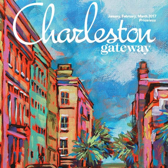 Charleston Gateway – Charleston Tourist Map