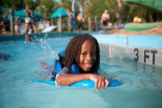 Charleston's Area Waterparks