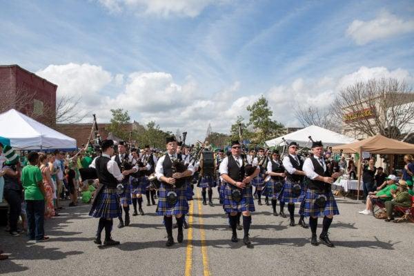 Charleston St Patricks Day