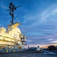 Visit Patriots Point Naval and Maritime Museum and the USS Yorktown